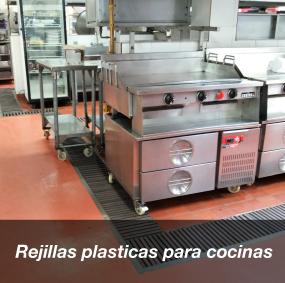 Tapas y rejillas industriales for Cocinas industriales medellin
